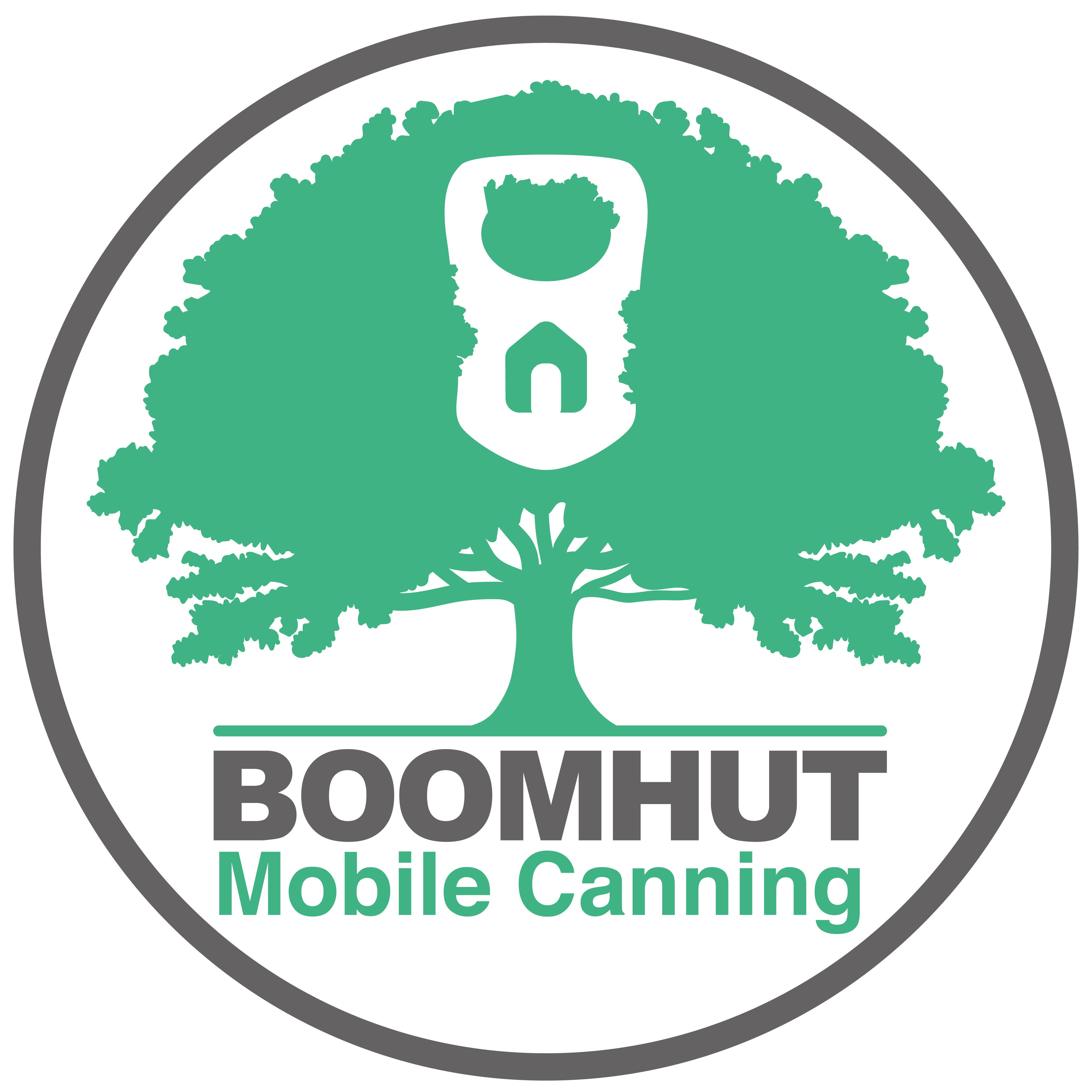 Boomhut Mobile Canning